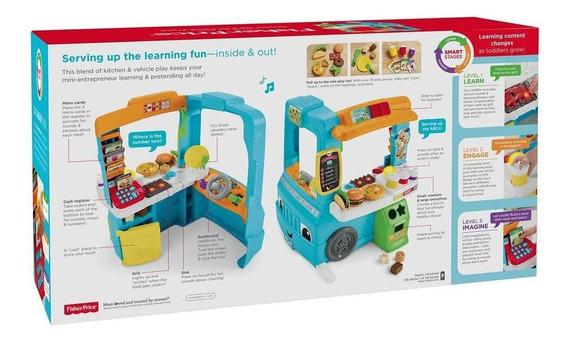 F-p - Ríe Y Aprende - Food Truck De Aprendizaje