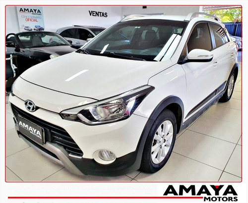 Amaya Hyundai I20 Active 1.4 Gl Super Full Año 2016