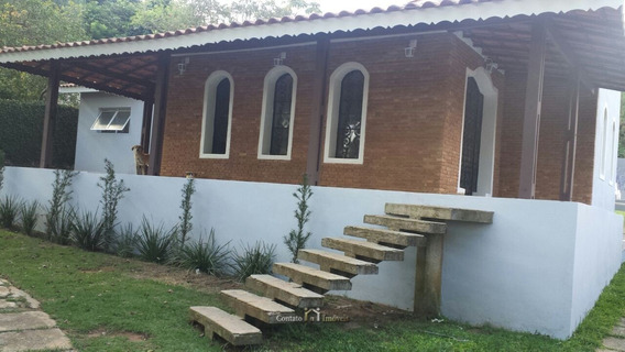 Casa Térrea Venda Vale Das Flores Atibaia - Ca0107-1