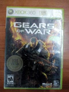 Gears Of War Xbox 360 Fisico