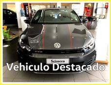 Volkswagen Scirocco Gts 2.0 Tsi Turbo 0km Nuevo No Usado