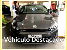 Volkswagen Scirocco Gts 2.0 Tsi Turbo 0km No Usado 2018 Vw