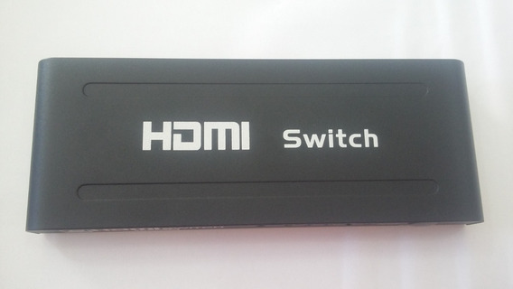 Chaveador Switch Hdmi 5x1