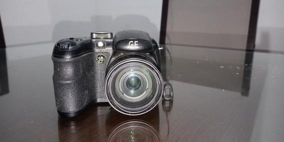 Câmera Ge X500 Baixei Pra Vender Logo