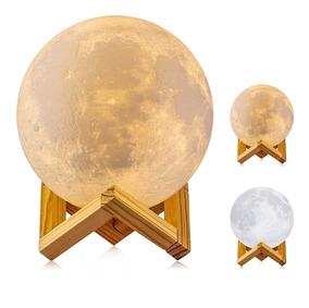 Lámpara Luna Lamp 15 Cm