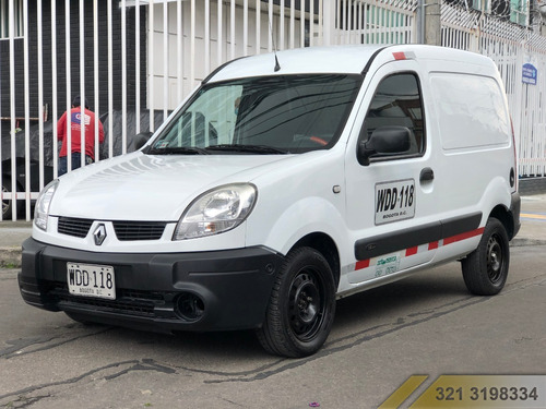 Renault Kangoo 1600icc Mt Aa Dh Ab Fe