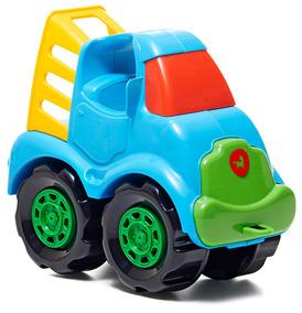 Brinquedo Infantil Rodadinhos Truck - Tateti Sortido