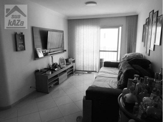 Apartamento Com 2 Dormitórios Para Alugar, 73 M² Por R$ 2.530,00/mês - Vila Bertioga - São Paulo/sp - Ap0235