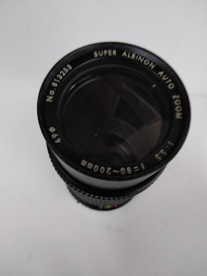 Lente Para Olympus 80-200mm