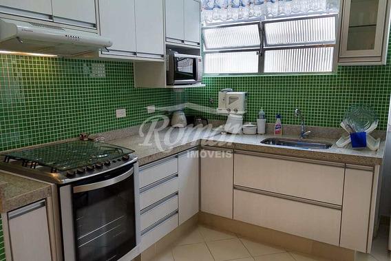 Apartamento Com 2 Dorms, Boqueirão, Santos - R$ 340 Mil, Cod: 724 - V724