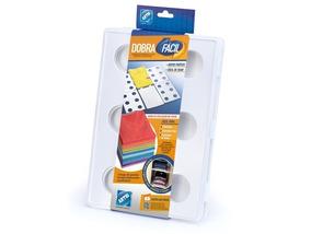 Dobrador De Camisetas Dobra Fácil Branco - Ar5017