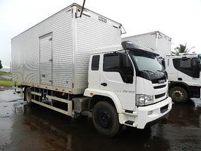 Iveco 190 Vertis Hd Cabine Leito 2015 Baú
