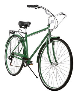Bicicleta De Paseo Rodado 28 Philco Toscana 7 Velocid Hombre