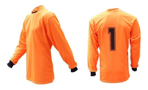 Camisa De Goleiro Futebol