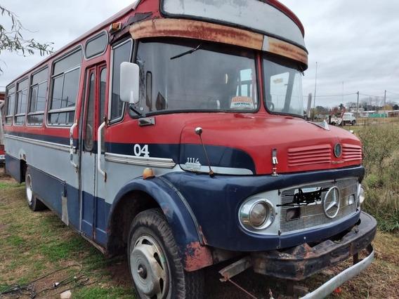 Colectivo Furgón Mercedes 1114
