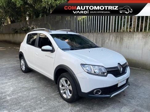 Renault Stepway Dynamique Id 39145 Modelo 2016