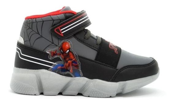 Zapatillas Marvel Spiderman Hombre Araña Avenger Fty Calzado