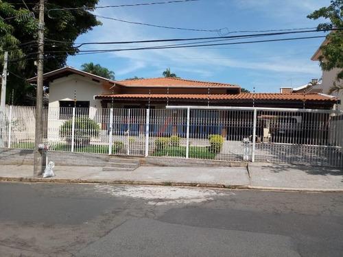 Casa Á Venda E Para Aluguel Em Parque Taquaral - Ca276201