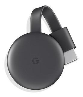 Google Chromecast 3 Negro Versión Chile