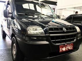 Fiat Doblo Cargo 2005 Porta Lateral
