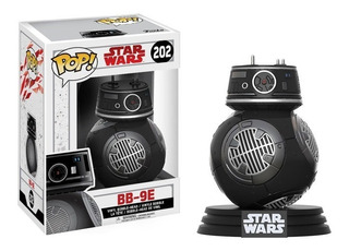 Funko Pop Bb-9e 202 - Star Wars Coleccionables