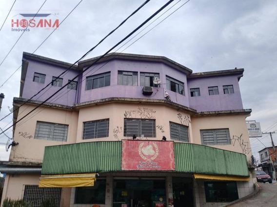 Kitnet Residencial Para Locação, Nova Era, Caieiras. - Kn0001