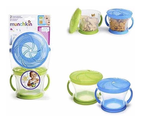 Kit Com 2 Porta Biscoitos - Munchkin