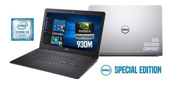 Dell Inspiron 15, Core I5, 8gb Ram 1tb, Placa Com 2gb, Win10