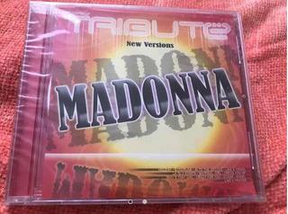 Cd Serie Tributo Madonna