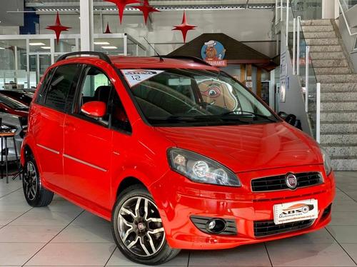Imagem 1 de 8 de Fiat Idea 1.8 Mpi Sporting 16v Flex 4p Automatizado