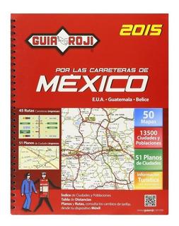 Carreteras De Mexico Guia Roji Ciudades Estados Detalles