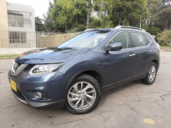 Nissan Xtrail Exclusive 4x4