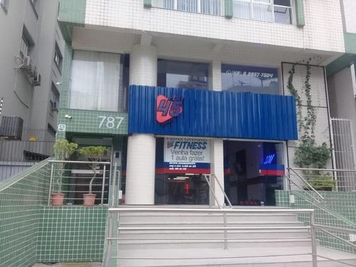 Imagem 1 de 11 de Sala Comercial No Centro Da Cidade - Sa0650