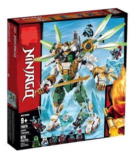 Lego Ninjago Robot De Lloyd 70676 Generico Leer Descripcion