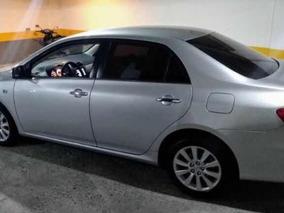 Toyota Corolla 1.8 16v Xli Flex 4p 2012