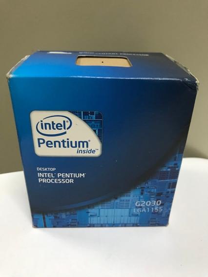 Processador Intel Pentium G2030 Lga1155