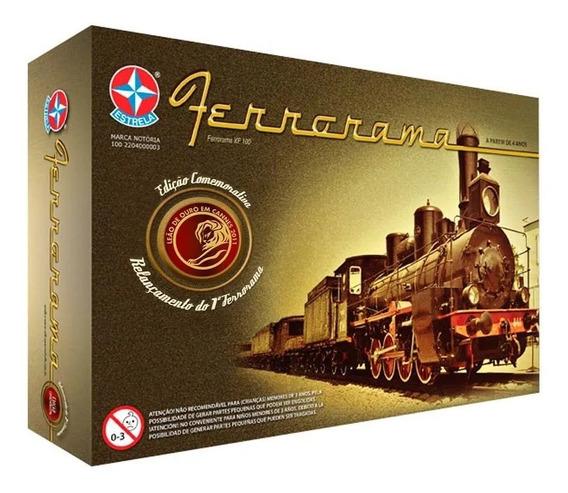 Locomotiva Ferrorama Xp100 Da Estrela - Bonellihq G19
