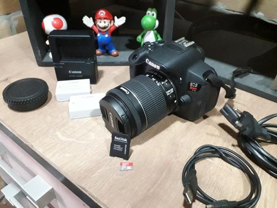 Canon T5i (usada)