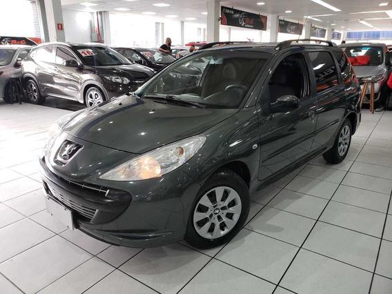 Peugeot 207 Sw 1.4 Xr Flex