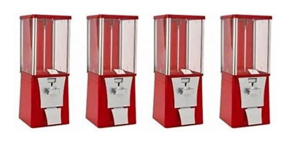 Combo Maquinas Chicleras Eagle Vending Machine