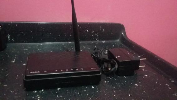 Roteador Wifi D-link Dir 610 Funciona Mas Fica Reiniciando
