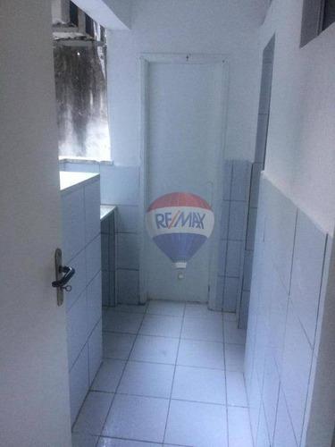Imagem 1 de 6 de Apartamento Com 3 Dormitórios, 85 M² - Venda Por R$ 180.000,00 Ou Aluguel Por R$ 1.100,00/mês - Boa Vista - Recife/pe - Ap1667