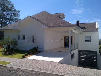 Casa Residencial À Venda, Amaral Ribeiro, Sapiranga - Ca1183. - Ca1183