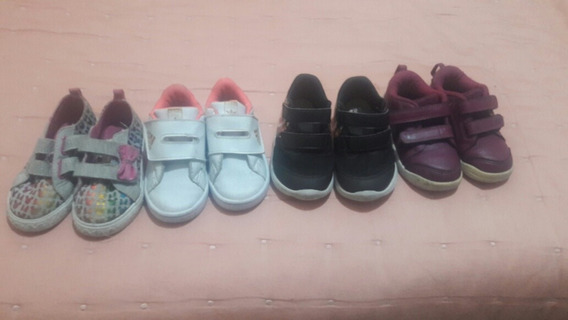 Tennis Infantil 4 Pares, Nike , adidas,disney