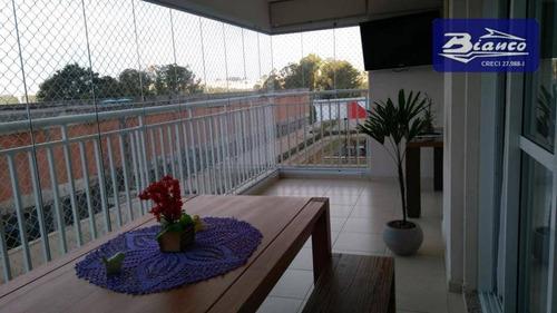 Imagem 1 de 19 de Apartamento Residencial À Venda, Vila Augusta, Guarulhos. - Ap2373