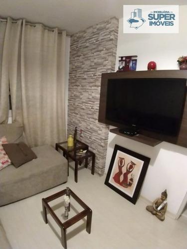 Apartamento A Venda No Bairro Três Vendas Em Pelotas - Rs.  - 1508-1