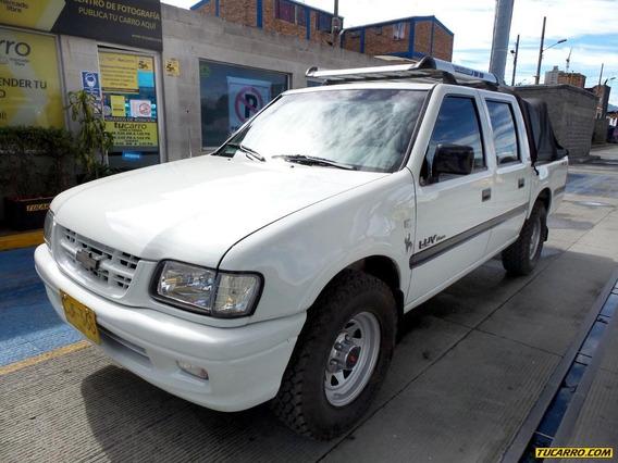 Chevrolet Luv Platon