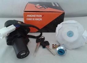 Kit Chave Ignição Fazer250 2007 2008 2009 2010 Magnetron