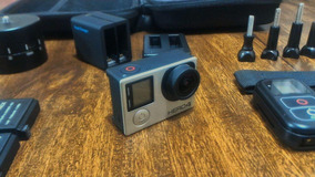Gopro Hero4 Silver Adventure Display Wi-fi Bluetooth 12 Mp