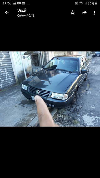 Volkswagen Santana Evidence